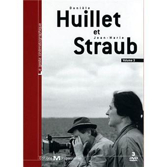 Danièle Huillet et Jean-Marie Straub - Volume 3 - Coffret