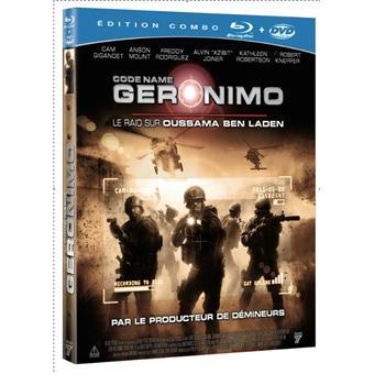Code Name : Geronimo - Combo Blu-Ray + DVD