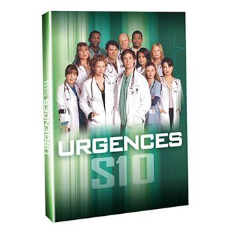 UrgencesUrgences - Coffret intégral de la Saison 10