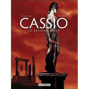 Cassio vol2 le second coup