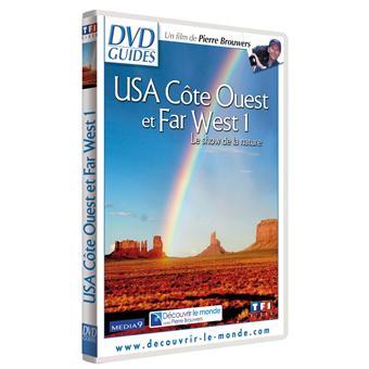 USA COTE OUEST & FAR WEST 1-VF