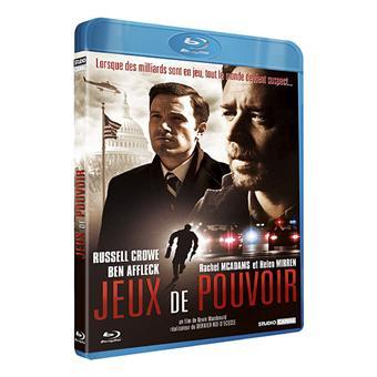 Jeux de pouvoir - Blu-Ray