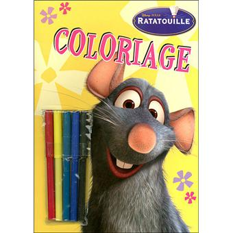 Ratatouille Coloriage Et Poster Ratatouille Walt Disney