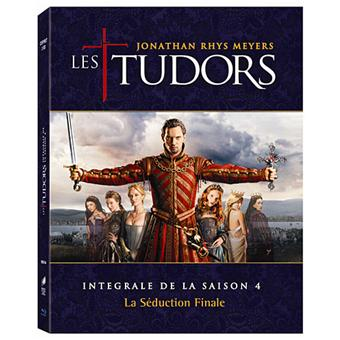 The TudorsThe Tudors - Coffret intégral de la Saison 4 - Blu-Ray - L'Ultime saison