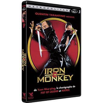 Iron Monkey DVD