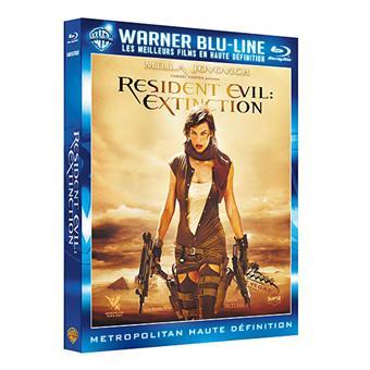 Resident EvilResident evil extinction - Inclus bonus