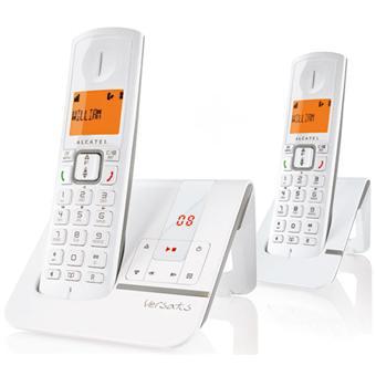 Alcatel Versatis F230 Voice - Duo - Camaieu Grey