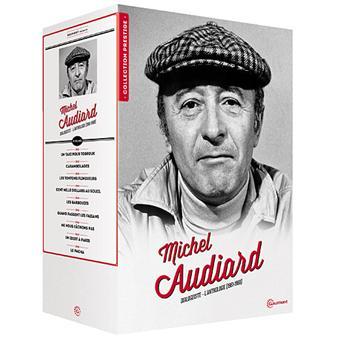 Coffret Michel Audiard : Dialoguiste - L'anthologie 9 Films DVD