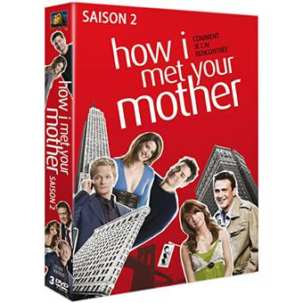 How I met your MotherHow I met your Mother - Coffret intégral de la Saison 2
