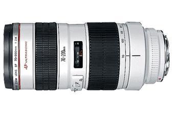 Canon EF 70-200 mm f/2.8 L USM Reflex Lens