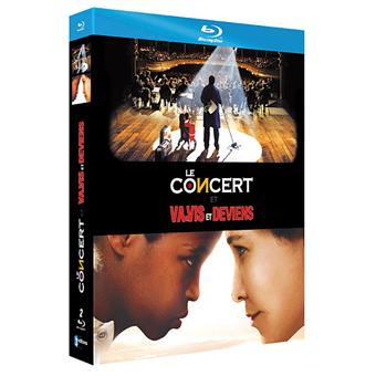 Va, vis et deviens - Le Concert - Coffret Blu-Ray