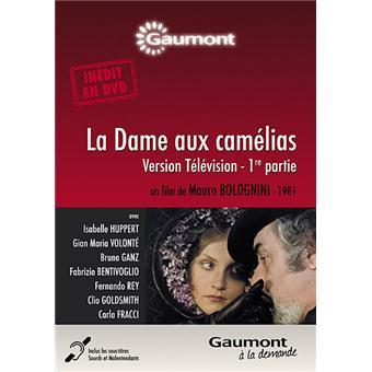 La Dame aux camélias Partie 1 DVD