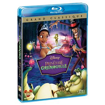 La Princesse et la Grenouille - Blu-Ray