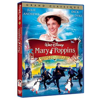 Mary PoppinsMary Poppins DVD