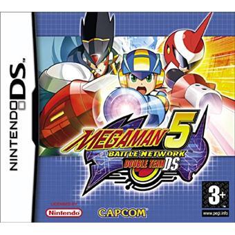 Megaman 5 - Battle Network Double Team DS