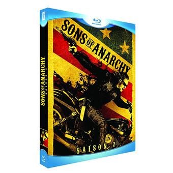 Sons of AnarchySons of Anarchy Saison 2 Coffret Blu-ray