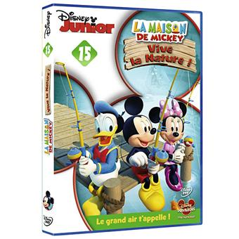 La Maison de MickeyMickey Mouse Clubhouse: Lang leve de natuur!