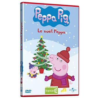 Peppa pig peppa pig le no l de peppa dvd coffret dvd - Peppa cochon noel ...