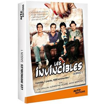 Les invinciblesLes invincibles - Coffret de la Saison 1
