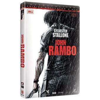 RamboJohn Rambo Edition Collector DVD