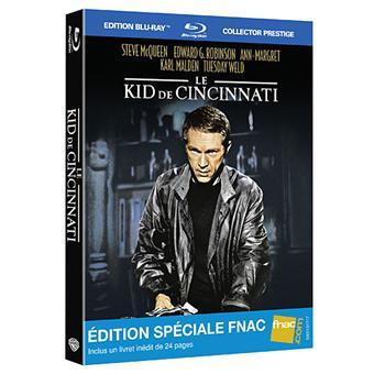 Le Kid de Cincinnati - Blu-Ray - Collection Prestige Edition Spéciale Fnac