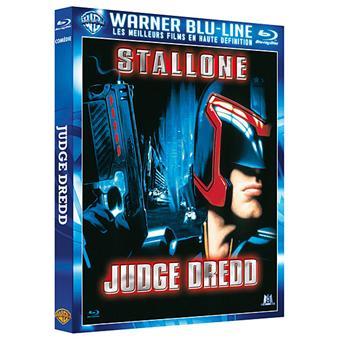 Judge Dredd - Blu-Ray