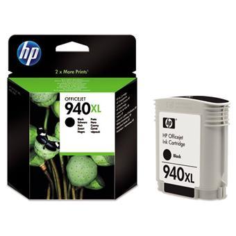 Cartouche HP 940 XL Noire (C4906AE)