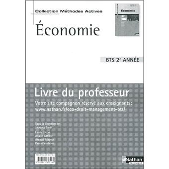 Economie bts 2e (meth actives)
