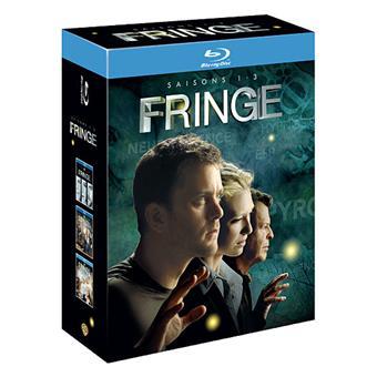 FringeCoffret intégral des Saisons 1 à 3 - Blu-Ray