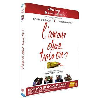 L'amour dure trois ans - Combo Blu-Ray + DVD - Edition Spéciale Fnac