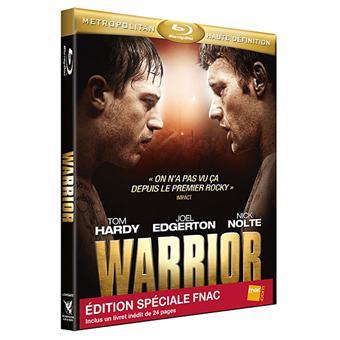 Warrior - Blu-Ray - Edition Spéciale Fnac