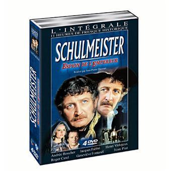 Schulmeister, espion de l'empereurSchulmeister, espion de l'empereur - Coffret intégral