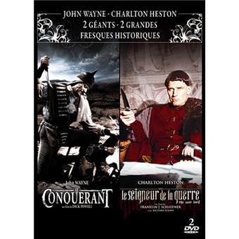 Le Conquérant - Le Seigneur de la Guerre - Coffret