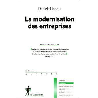 La modernisation des entreprises (3ème éd.)