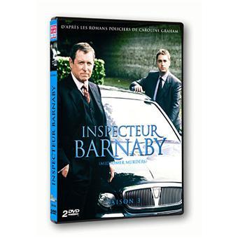 Inspecteur BarnabyInspecteur Barnaby - Coffret intégral de la Saison 3