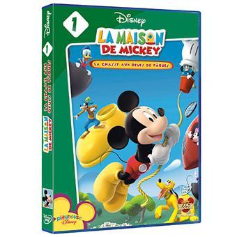 La Maison de MickeyMAISON DE MICKEY-VF