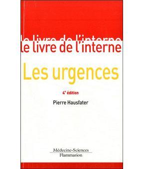 Le livre de l'interne Les urgences - broché - Alain