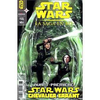Star Wars - Tome 31 : Star Wars, la saga en Bd
