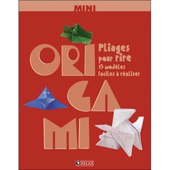 Mini-Origami  Pliages pour rire