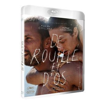 De rouille et d'os - Blu-Ray