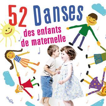 52 danses des maternelles compilation musiques pour enfant cd album achat prix fnac. Black Bedroom Furniture Sets. Home Design Ideas