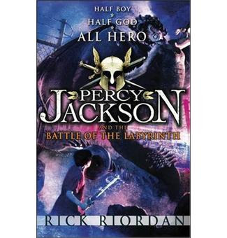 Percy Jackson - Tome 4 - Percy jackson and the battle of