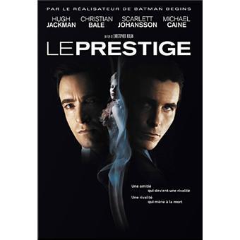 Le prestige DVD