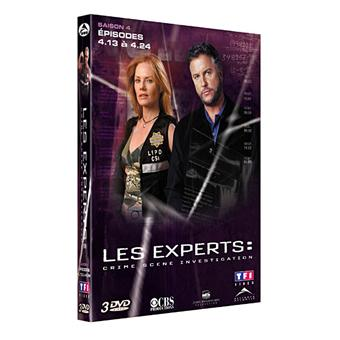Les Experts Las VegasCoffret de la Saison 4 - Volume 2