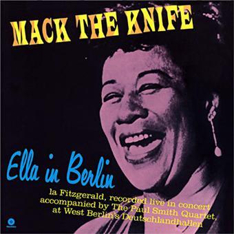 Mack The Knife In Berlin Ella Fitzgerald Vinyle Album