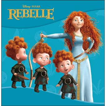 Rebelle Disney Cinema