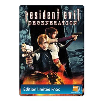 Resident EvilResident Evil - Degeneration