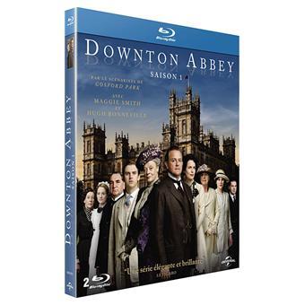 Downton AbbeyCoffret intégral de la Saison 1 - Blu-Ray