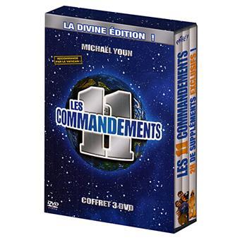 Les 11 Commandements - Edition Divine