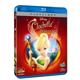 Fée ClochetteClochette et la pierre de Lune - Blu-Ray